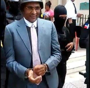 Aplazan otra vez  coerción a Pascual Cabrera y otros acusados de narcotráfico