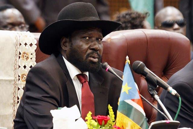 El presidente de Sudán del Sur ordena liberar los prisioneros de guerra