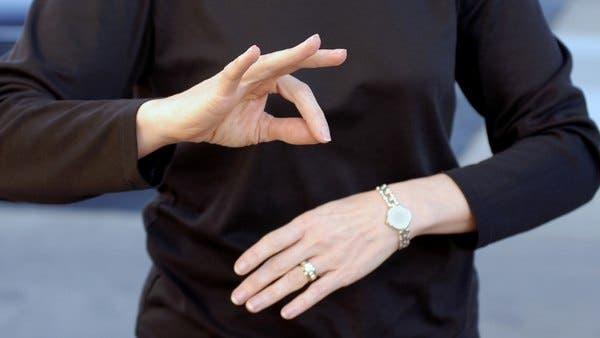 Los testigos de Jehová invitan a sordos a asamblea en lenguaje de señas