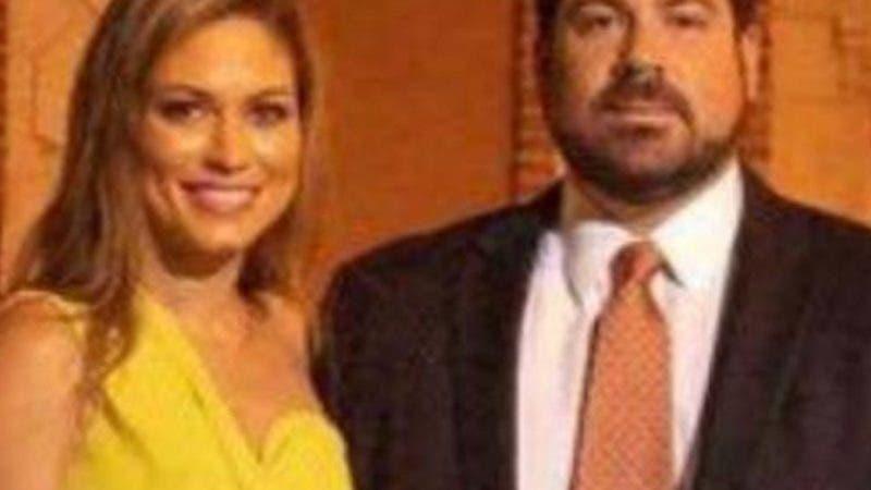 Fernando Rainieri hijo, su esposa Yinet Ureña y sus hijos. Fuente externa 20/09/2018