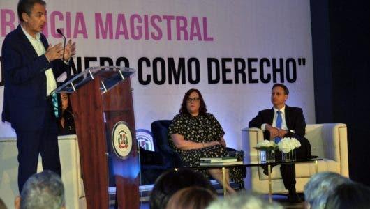 Expresidente alerta exclusión   de mujeres con  discapacidad
