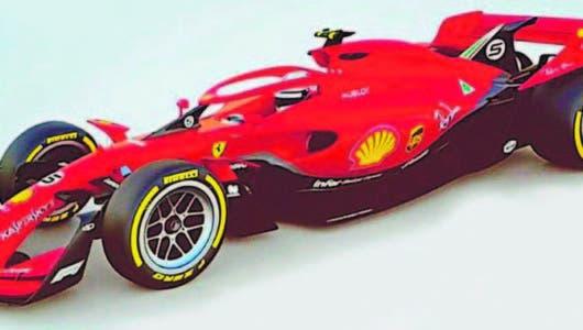 Así serán los Fórmula 1 de 2021