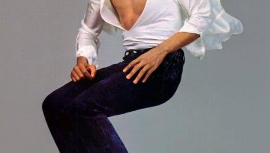 Michael Jackson  ícono de la moda en los 80