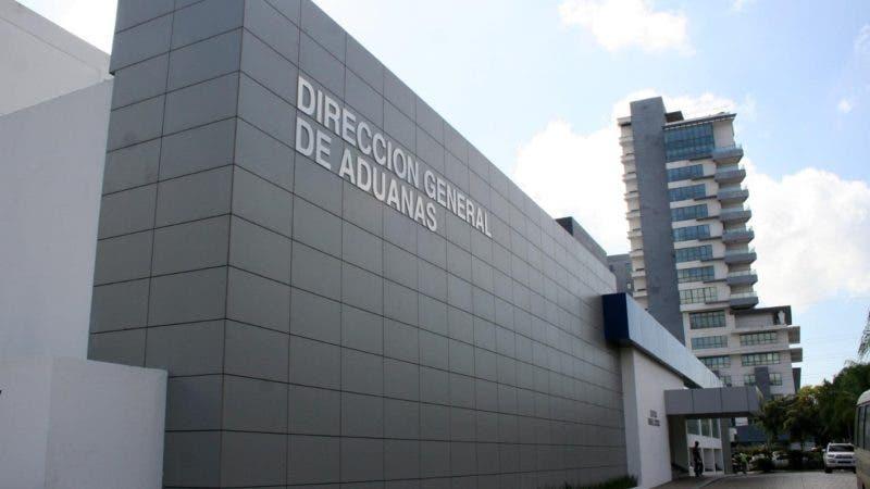 economia Direccion general de aduana aduanas. fachada aduanas DGA