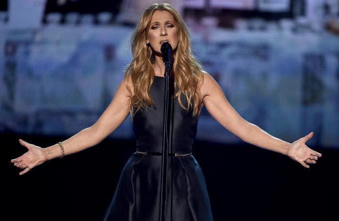 Celine Dion termina residencia en Las Vegas el próximo año