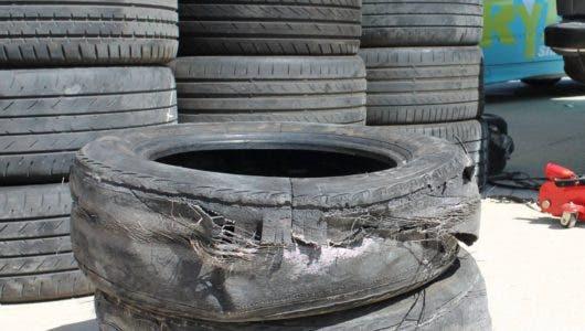 Justa presión de los neumáticos