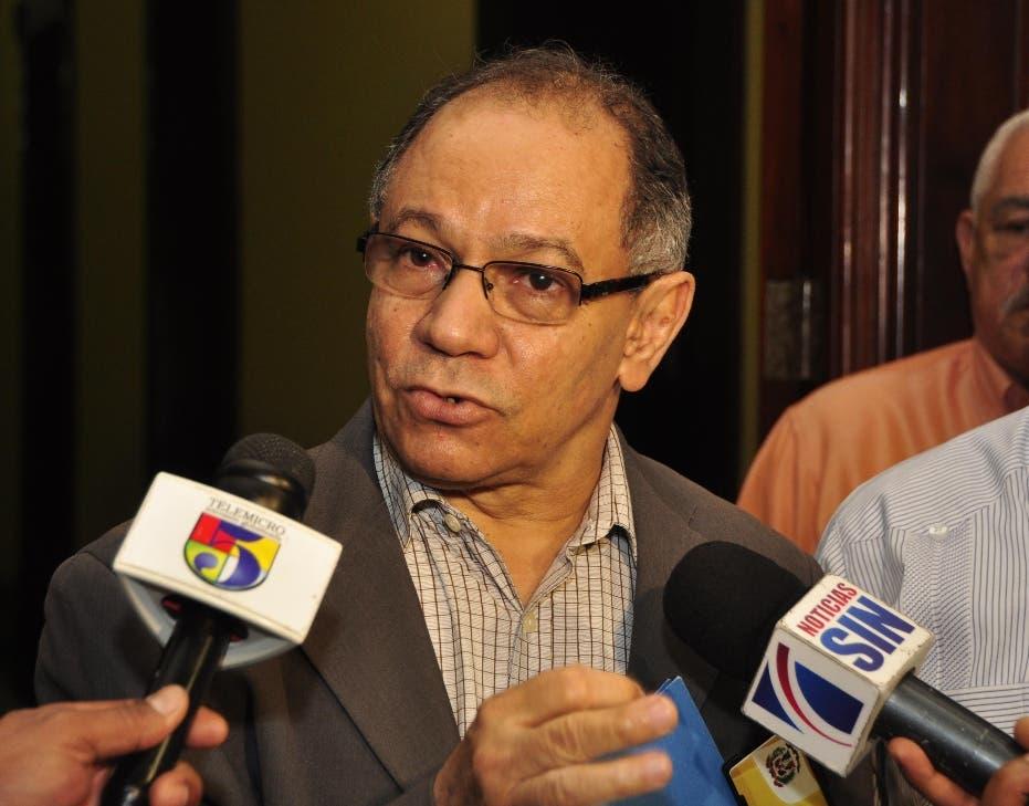 Pepe Abreu dice no aseguraron a ministro Winston Santos que asistirían a diálogo