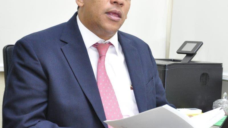 El pais.Entrevista a Carlos Pimentel Florenzán director ejecutivo de Participación Ciudadana.Hoy/Pablo Matos     3-09-2018