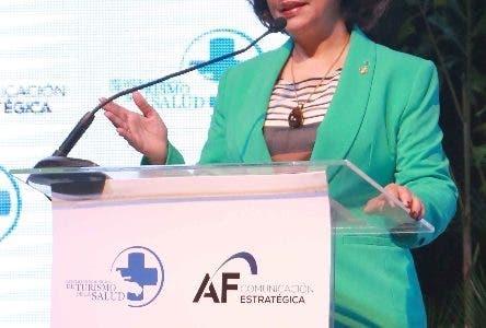 La Asociación Dominicana de Turismo de la Salud (ADTS) y AF Comunicación Estratégica, celebran la cuarta edición del congreso internacional de Turismo de Salud y Bienestar. Dra. Margarita Cedeño. HOY/ Fuente Externa. 07/09/2019