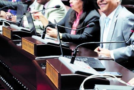 La Cámara de Diputados declaró de urgencia y aprobó en dos sesiones consecutivas el proyecto de ley Sectorial Forestal de la República Dominicana.  Hoy/Fuente Externa 11/9/18