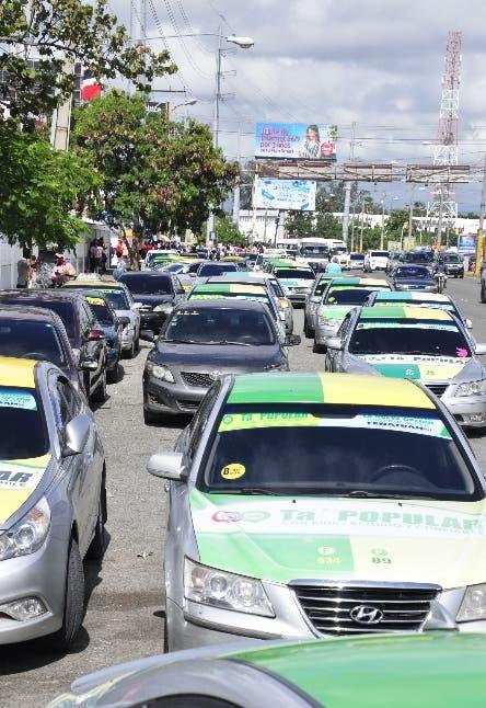 Gobierno de Danilo Medina fue un atraso para los choferes del transporte público