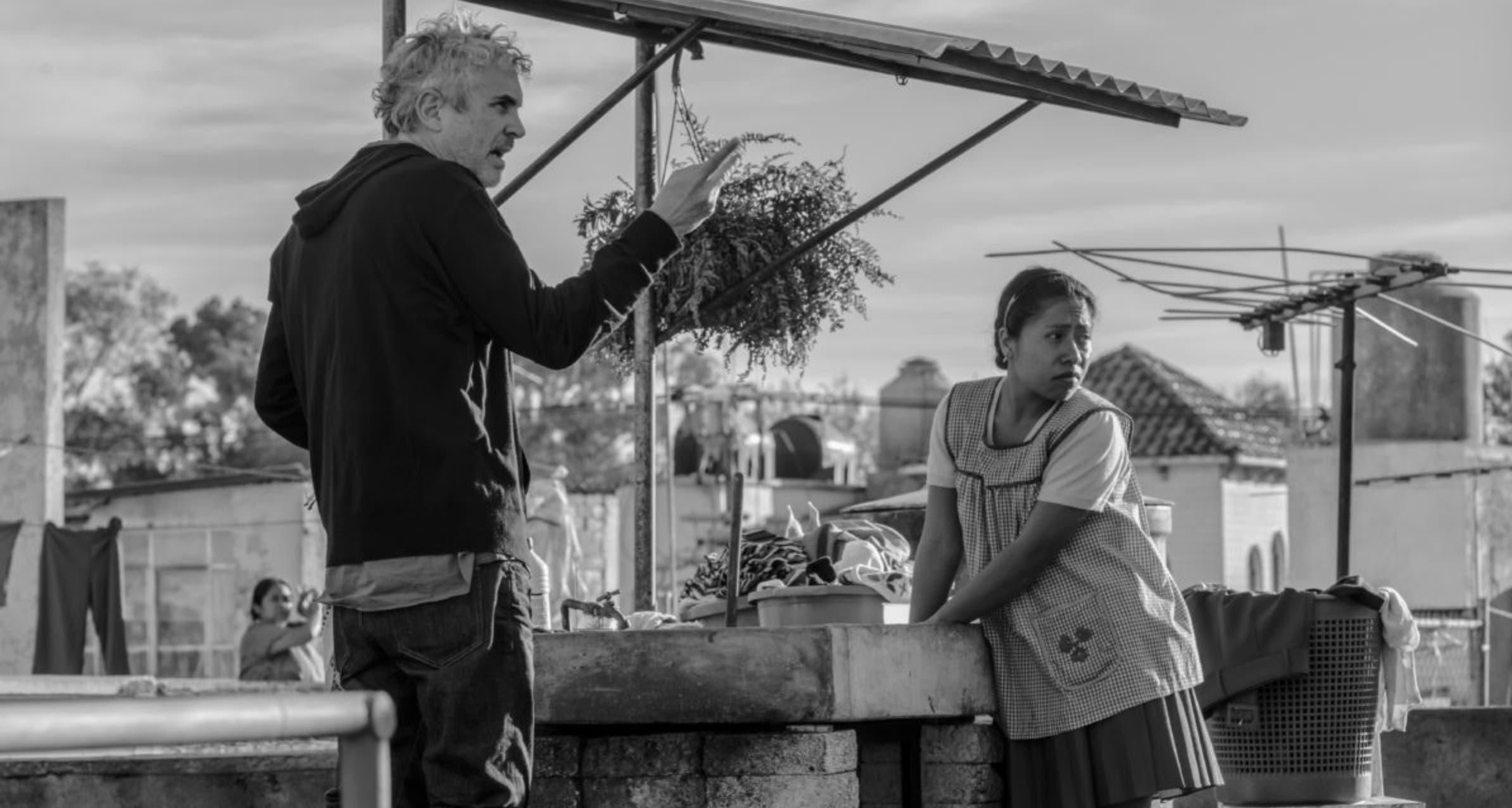 """Alfonso Cuarón sigue deslumbrando con """"Roma"""""""