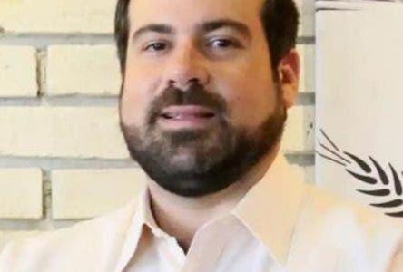 El joven empresario Fernando Rainieri. Fuente Externa
