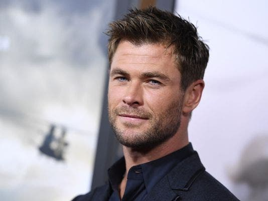 Chris Hemsworth asistirá a la clausura del Festival de San Sebastián