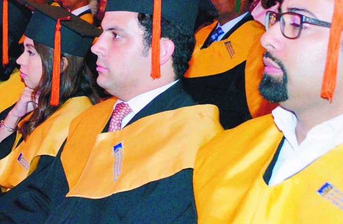 VII Graduación Ordinaria del Instituto Global de Altos Estudios en Ciencias Sociales (IGLOBAL); 99 egresados en 10 maestrías con doble titulación internacional. Fuente externa 02/09/2018