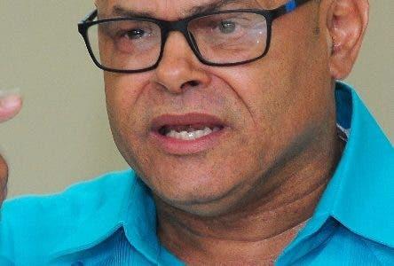 El profesor Juan Núñez, candidato a la presidencia de la  Asociación Dominicana de Profesores (ADP), propone un cambio de rumbo en el sindicato del magisterio. En foto, Juan Núñez. HOY/ Aracelis Mena. 03/09/2018
