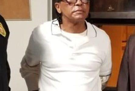 EE.UU. entrega a la justicia dominicana a Daniel Emilio Frias Segura, acusado de descuartizar a su esposa Fanny Julieta Sanchez Pinales. Hoy/Fuente Externa 7/9/18