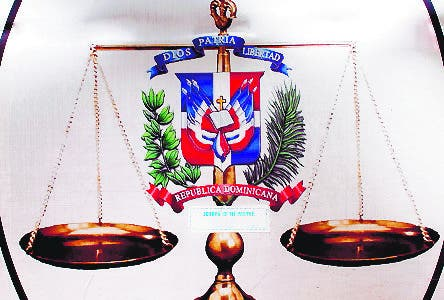 Logo del Ministerio Publico. El Nacional/ Archivo. Jorge Gonzalez. 26.06.2009