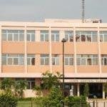 Fachada o Edificio de la Junta Central Electoral -JCE- Avenida Luperon. El Nacional/ Justo Macarallo. 24.06.2009