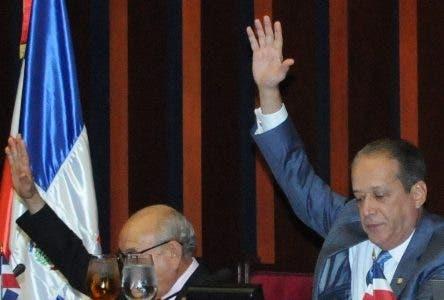 Hemiciclo/ Congreso nacional, senado de la república. 19-09-18 Foto: José Adames Arias
