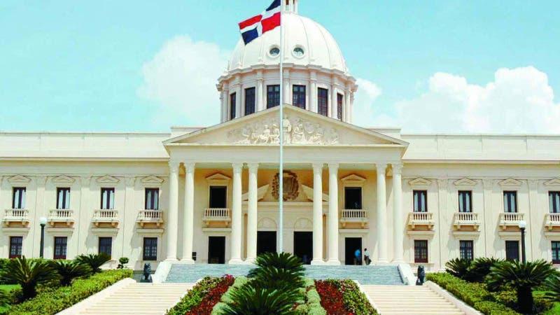 Fachada del Palacio Nacional Hoy/ Archivo. 10-8-2007