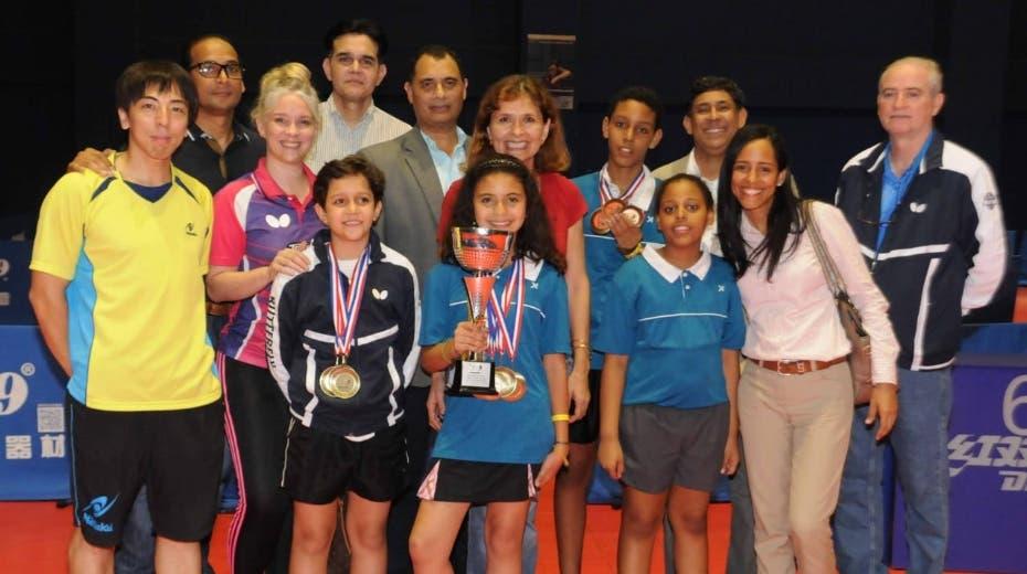 Atletas del Naco aportaron 11 oro y un bronce en TM