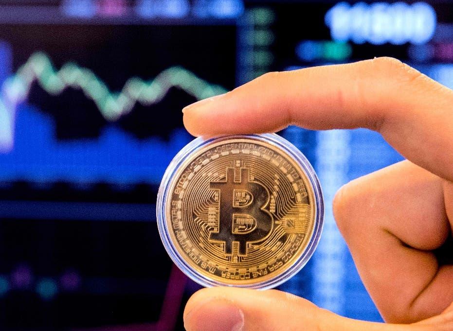 Las monedas digitales cayeron bruscamente ayer