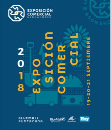 Exposición comercial Asonahores 2018