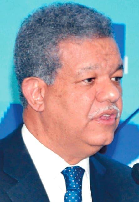 LF cree falta  agua  Haití traerá problemas a RD