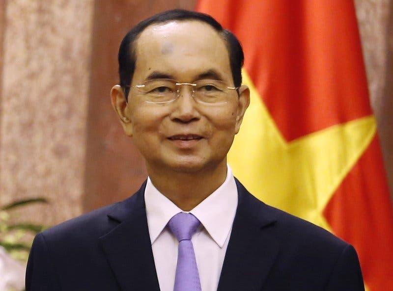 Fallece presidente de Vietnam por enfermedad a los 61 años