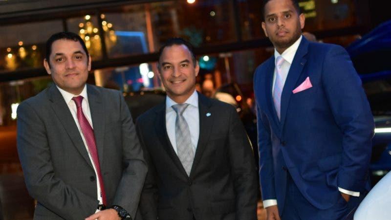 Rostros. Lexus Dominicana y Delta Comercial, lanzaron en República Dominicana su línea de vehículos híbridos.