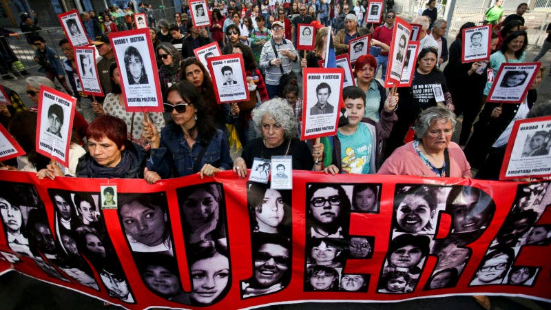 Chile Coup Anniversary