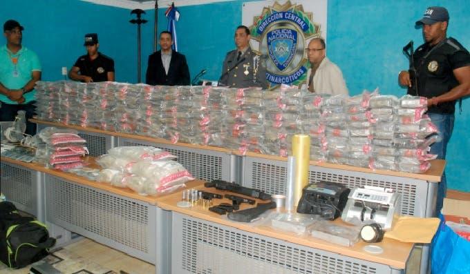 Corte de Apelación anula fallo dispuso libertad a dos vinculados a 300 kilos de cocaína