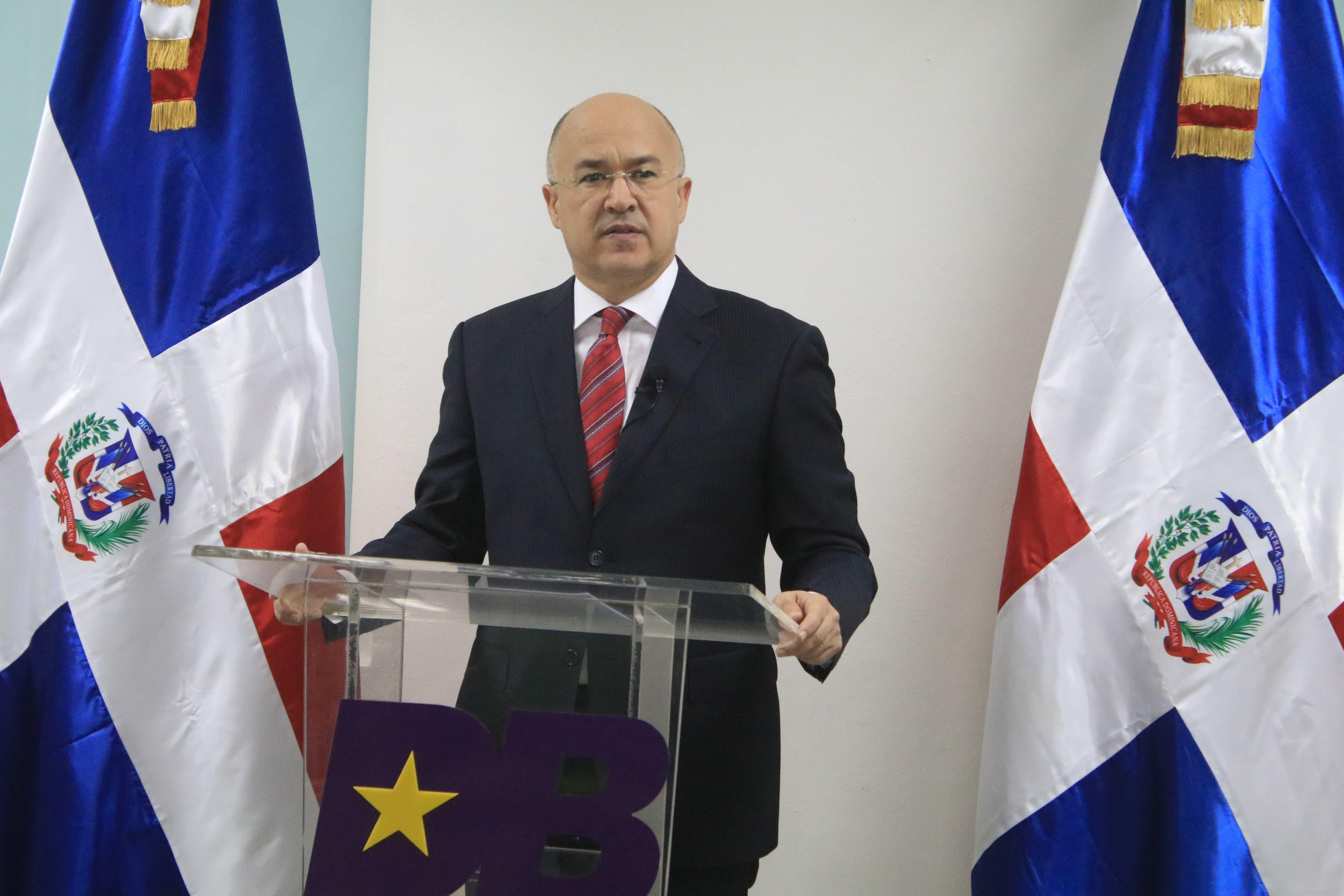 Domínguez Brito considera indispensable un acuerdo comercial con Haití