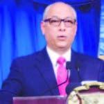 Flavio Darío Espinal, consultor jurídico del Poder Ejecutivo, ofreció la información en rueda de prensa