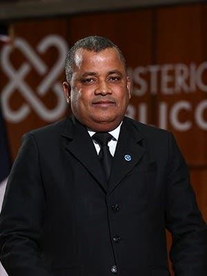 Francisco Contreras Núñez Procurador General de Corte de Apelación Titular de la Procuraduría Especializada para la Defensa del Medio Ambiente y Recursos Naturales.