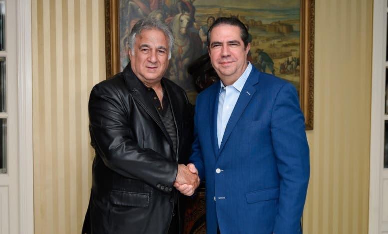 Futuro Gobierno de México pacta convenio en turismo con República Dominicana