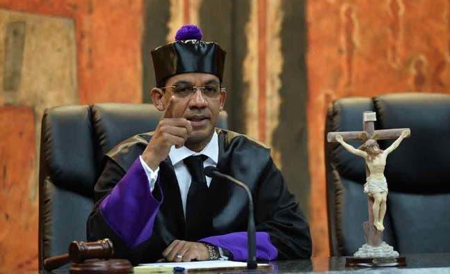 Pleno de la Suprema Corte rechaza recusación de Chú Vásquez al juez Ortega Polanco