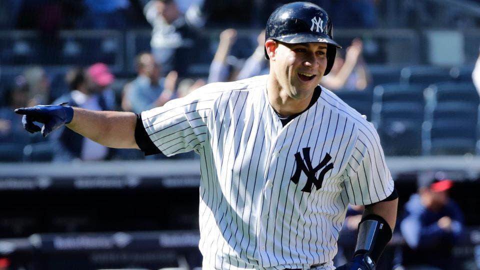 Yankees activan de la lista de lesionados al receptor dominicano Gary Sánchez