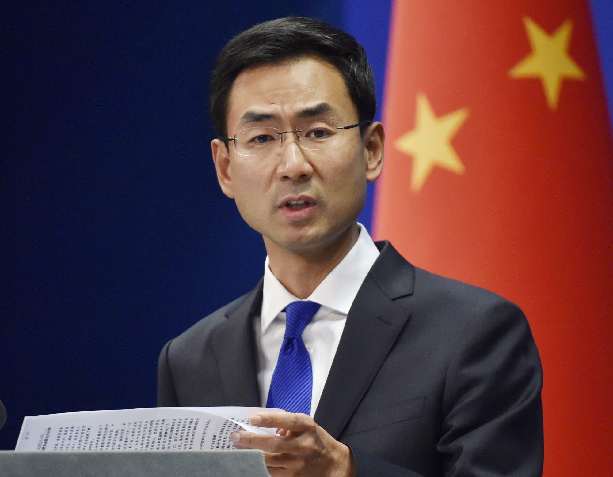 """China: Llamada a consultas de EEUU a sus embajadores en RD, Panamá y El Salvador es una actitud """"irresponsable"""""""