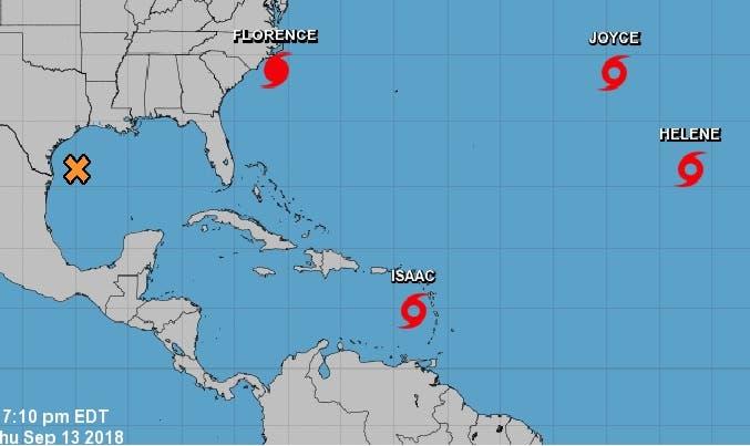 En definitiva ¿Viene Isaac o no viene a la República Dominicana? ¿Lloverá o no?