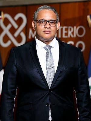 Iván Vladimir Feliz Vargas Procurador General de Corte de Apelación Titular de la Procuraduría Especializada Contra Crímenes y Delitos de Alta Tecnología.