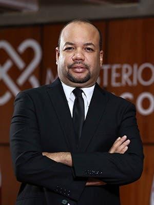 Jorge Manuel Herrera Rondón Procurador Fiscal Titular de El Seybo.