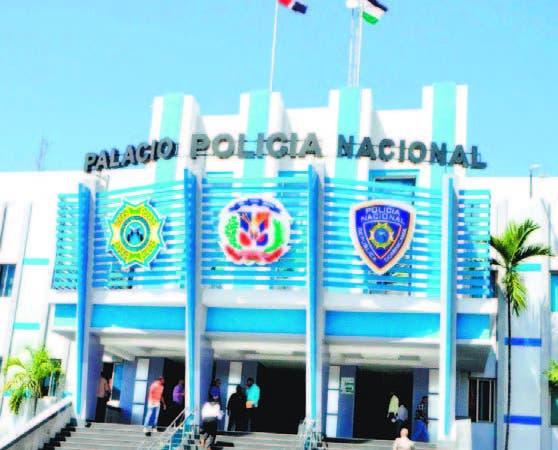 La información fue ofrecida por la dirección de la Policía Nacional