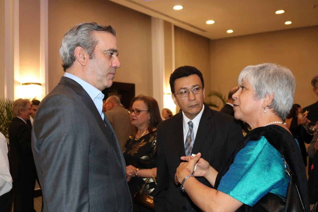 PRM presenta directivos e intercambia impresiones con representantes del cuerpo diplomático