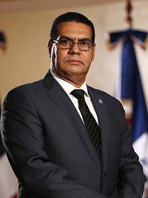 Luis Alberto González Reyes Procurador General de Corte de Apelación Titular de la Procuraduría Especializada Antilavado de Activos y Financiamiento del Terrorismo.