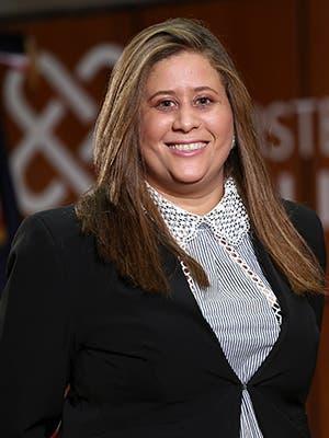 Marggie Antonia Viloria Caraballo Procuradora Fiscal Titular de Las Matas de Farfán.