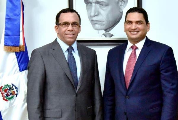 El cargo que ocupará en lo adelante Miguel Medina; designan a Estrella vocera de Educación