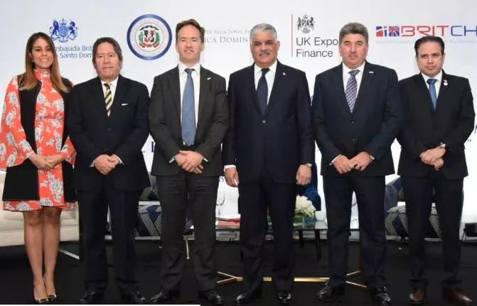 Canciller exhorta a aprovechar facilidades de financiamiento del Reino Unido