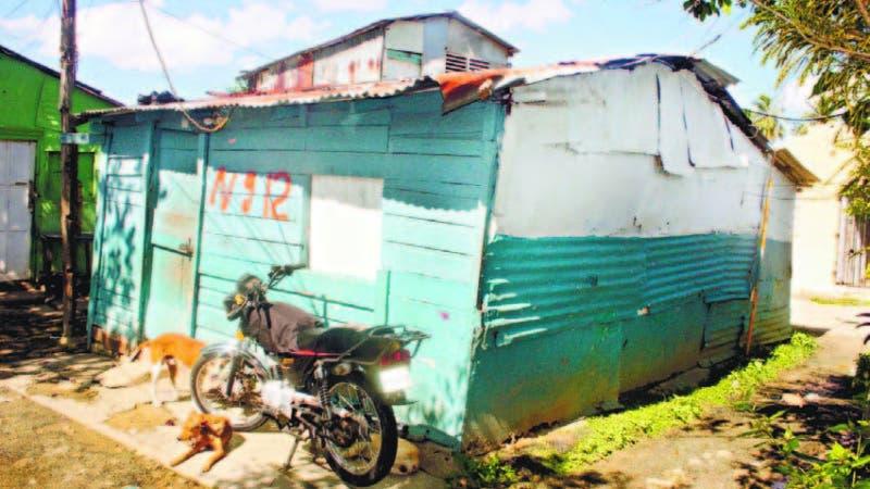 Mucha gente que vive en La Ciénega y Los Guandules se dedica al motoconcho